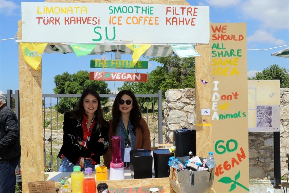 Aydın'da veganları buluşturan festival 4