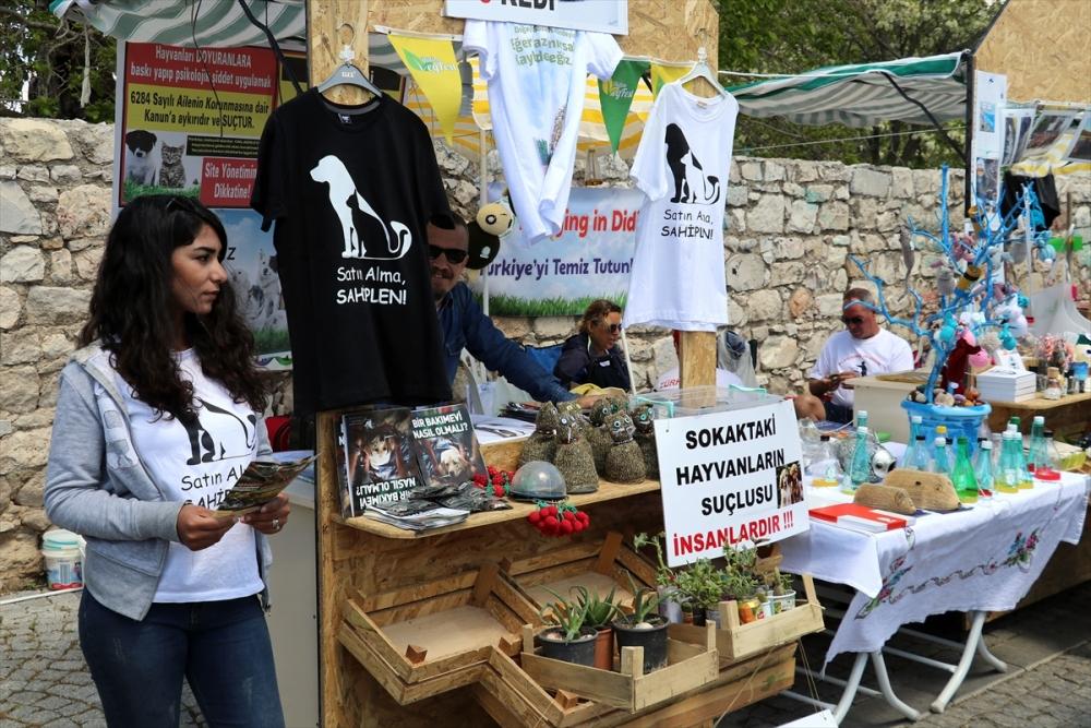Aydın'da veganları buluşturan festival 6