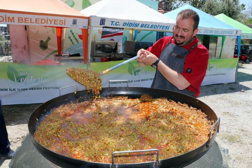 Aydın'da veganları buluşturan festival 7