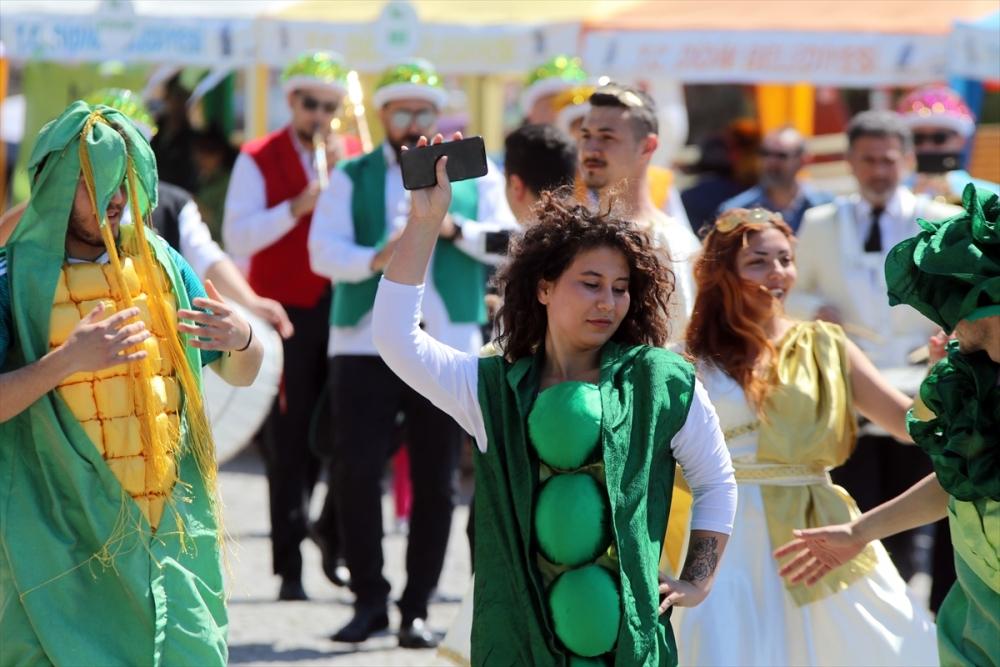 Aydın'da veganları buluşturan festival 8