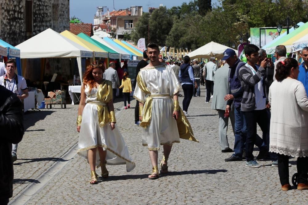 Aydın'da veganları buluşturan festival 9