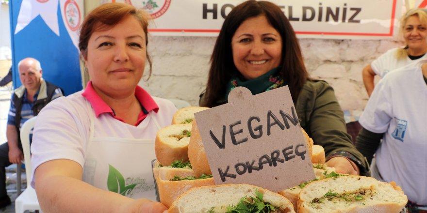 Aydın'da veganları buluşturan festival