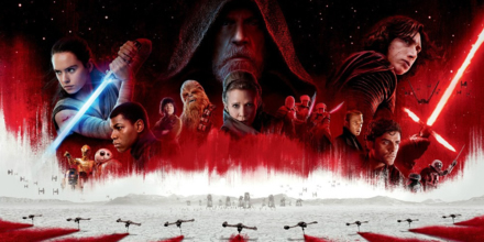 Star Wars: The Last Jedi vizyona girdi