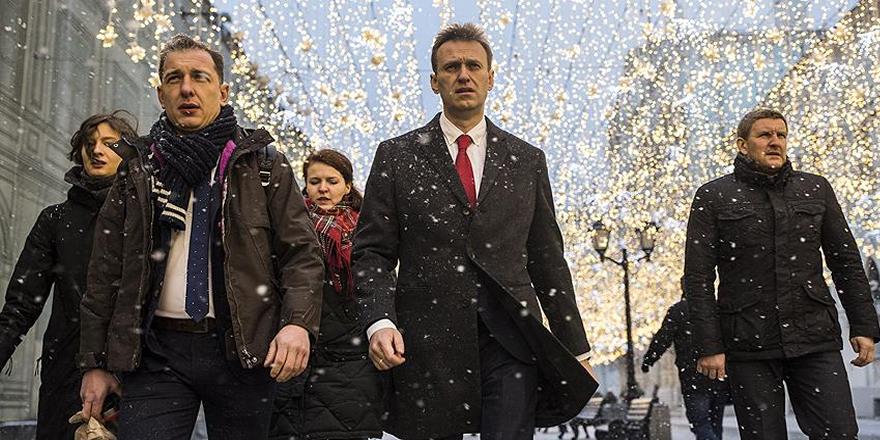 Rus muhalif lider Navalnıy halkı sokağa çağırdı
