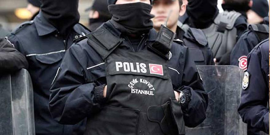 Yılbaşı gecesi 37 bin polis İstanbul sokaklarında olacak