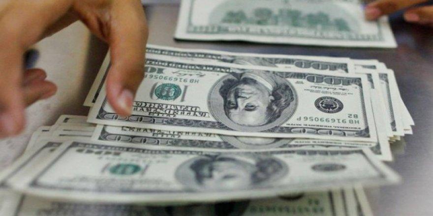 Dolar/TL'de aşağı yönlü hareket hızlandı