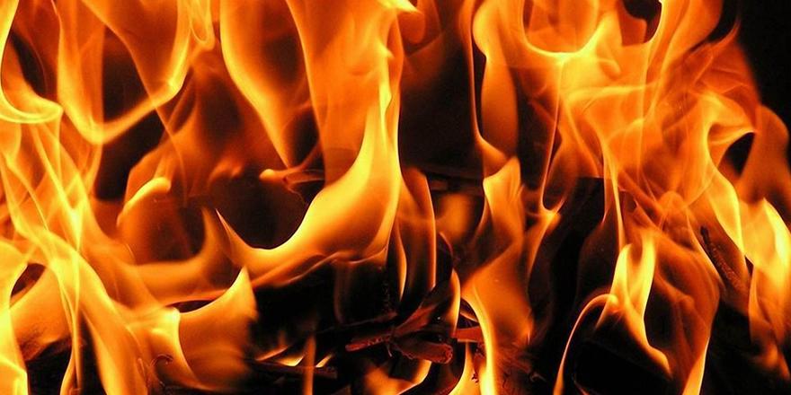 Konya'da yangın faciası: Baba ve 3 oğlu öldü