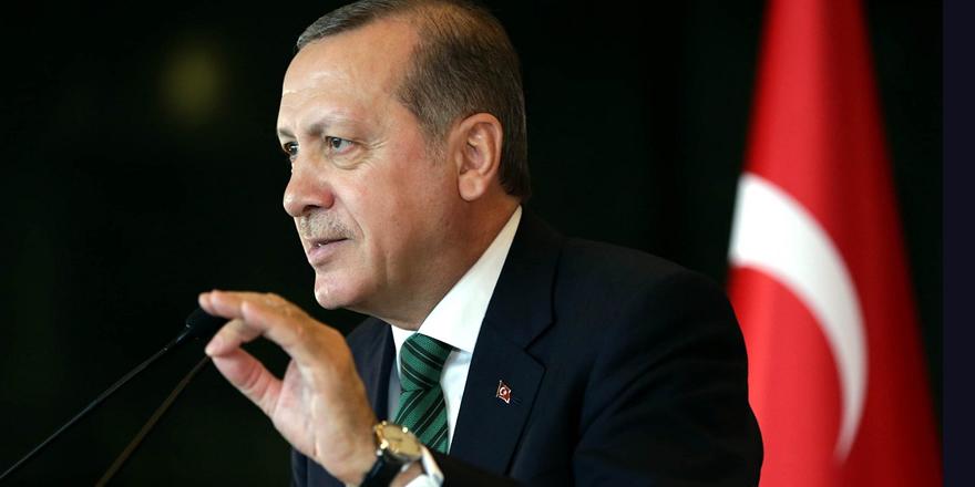 Recep Tayyip Erdoğan: Bizden tutuklamamızı istediler