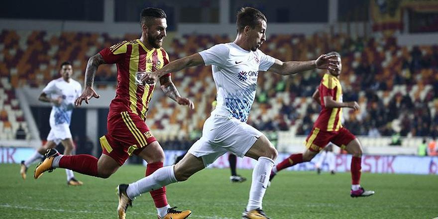 Trabzonspor'un en istikrarlısı Pereira