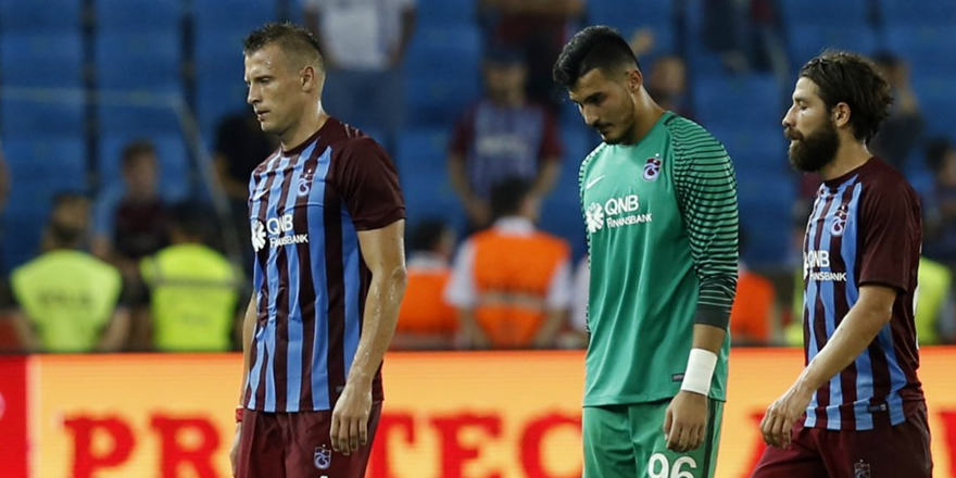 Atiker Konyaspor - Trabzonspor: 1-0