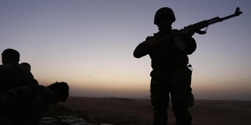 Çukurca'daki üs bölgesine saldırı: 2 asker yaralı