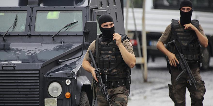 Gaziantep'te eylem hazırlığında olan 17 DEAŞ'li yakalandı