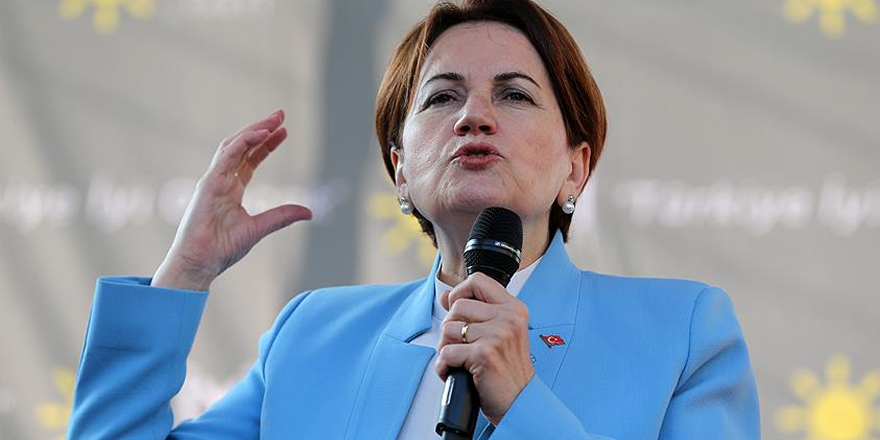 İYİ Parti Genel Başkanı Akşener: CHP'nin adayını destekleyebiliriz