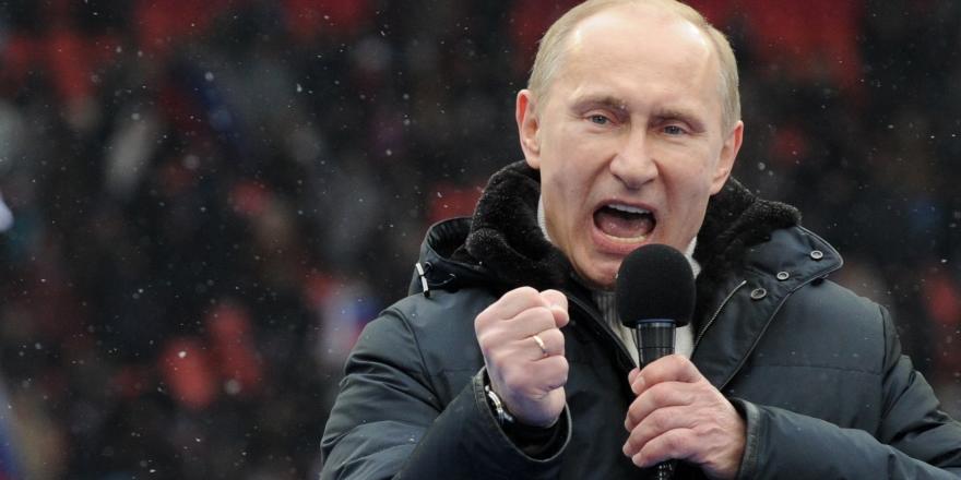 """Putin'den teröristler için """"vur emri"""""""