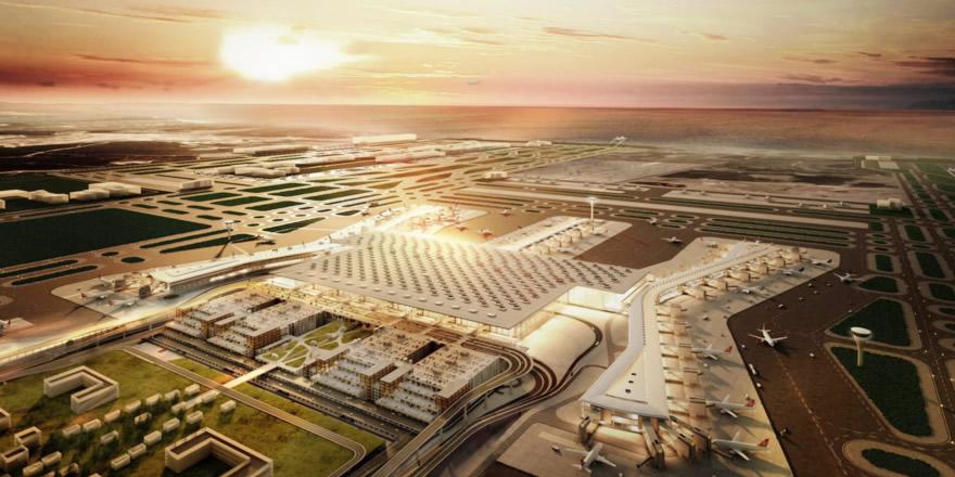 İstanbul Yeni Havalimanı'nda ilk rotalar belli oldu