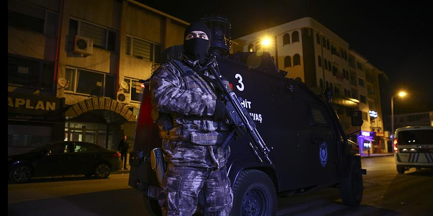 Ankara'da terör örgütü DEAŞ'a operasyon: 29 gözaltı