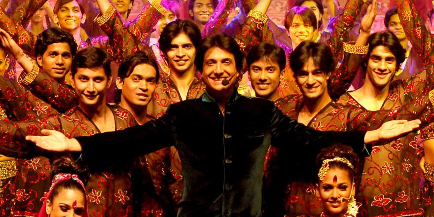 Bollywood'dan gösterişli müzikal geliyor