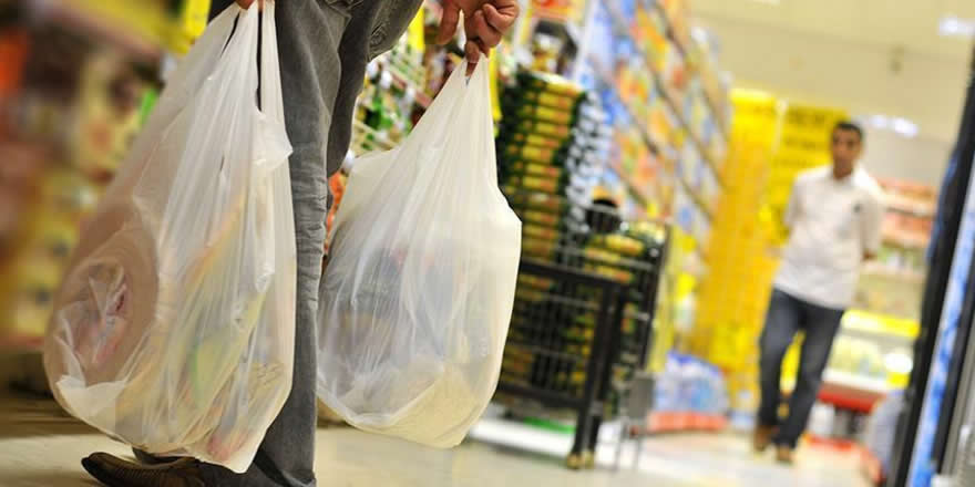 Plastik alışveriş poşetlerine düzenleme getiriliyor