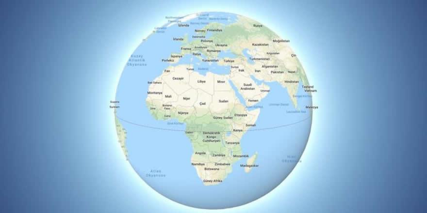 Google Maps değişiyor!