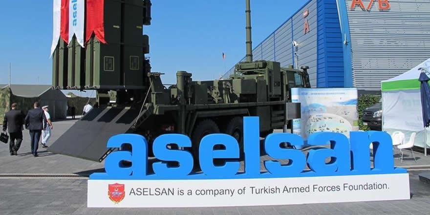 ASELSAN Defense News Top 100'de iki basamak yükseldi