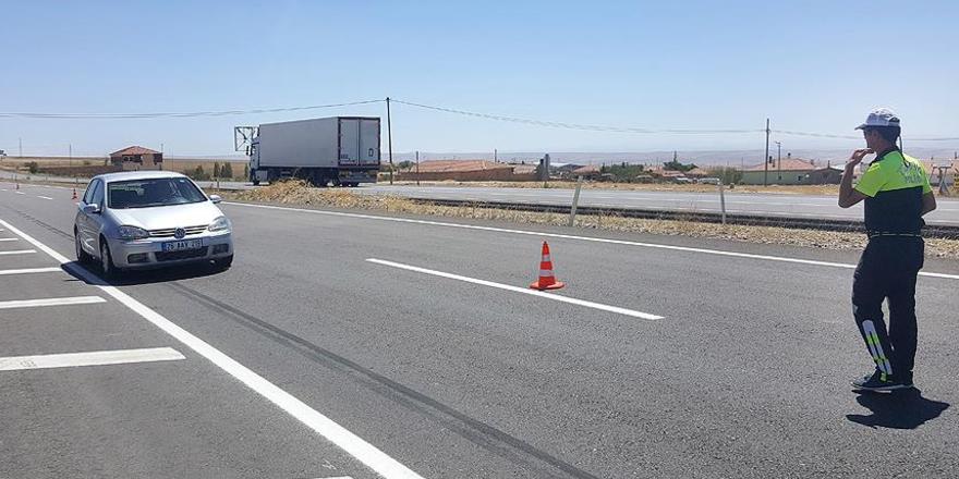 Bayram öncesinde trafik önlemleri artırıldı