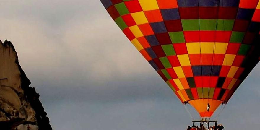 Kapadokya'da balonlar 5 gündür uçmuyor