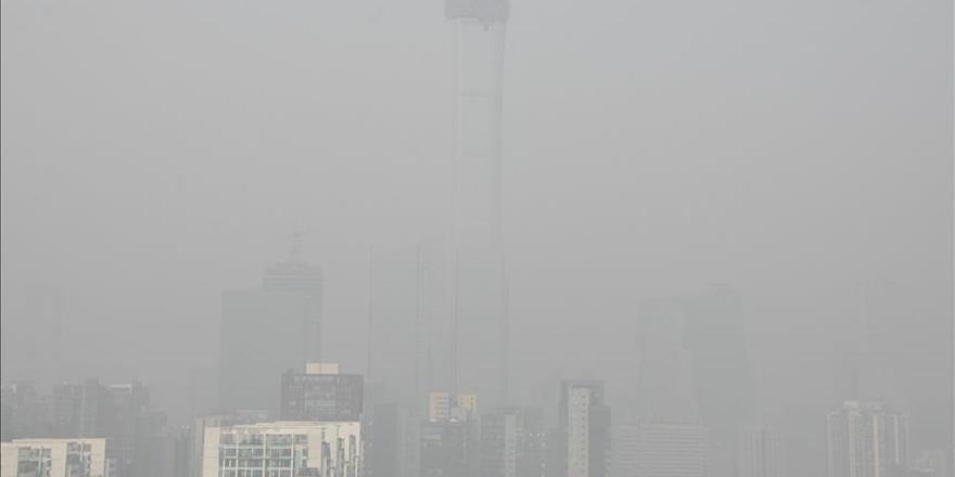 İran'da hava kirliliği yüzde 37 arttı
