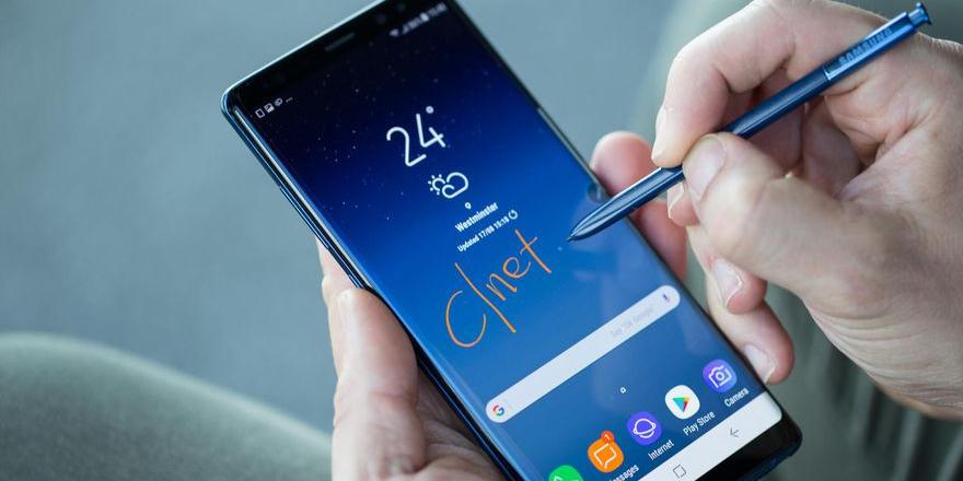 Samsung'dan Galaxy Note 8 itirafı!