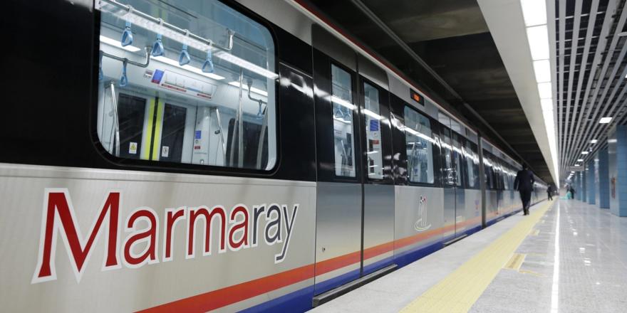 Marmaray'da sefer sayısı artırıldı
