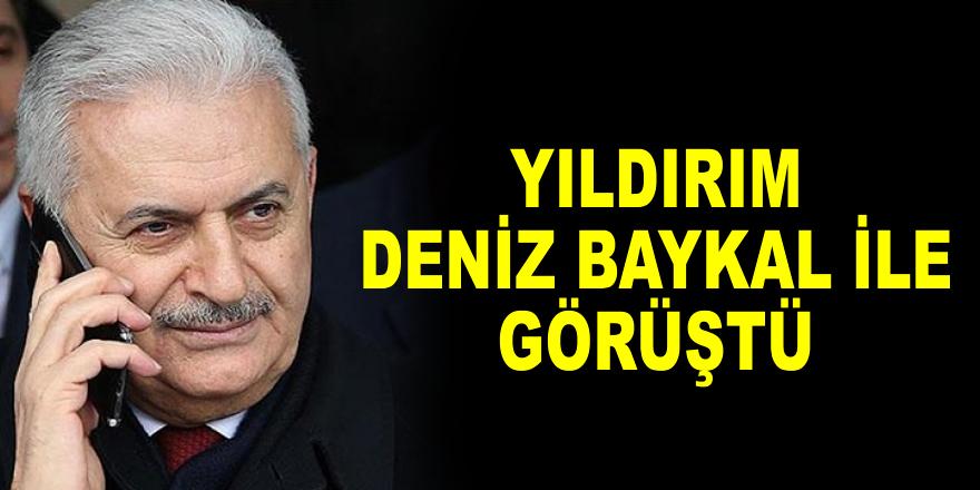 Başbakan Yıldırım, Deniz Baykal ile telefonda görüştü
