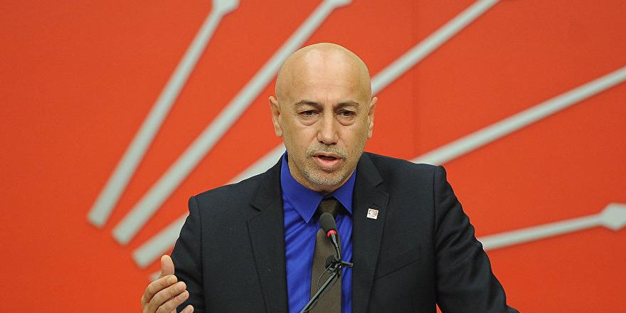 CHP'li Aksünger: Türkiye'ye 10 milyar dolar civarında ceza verileceği söyleniyor