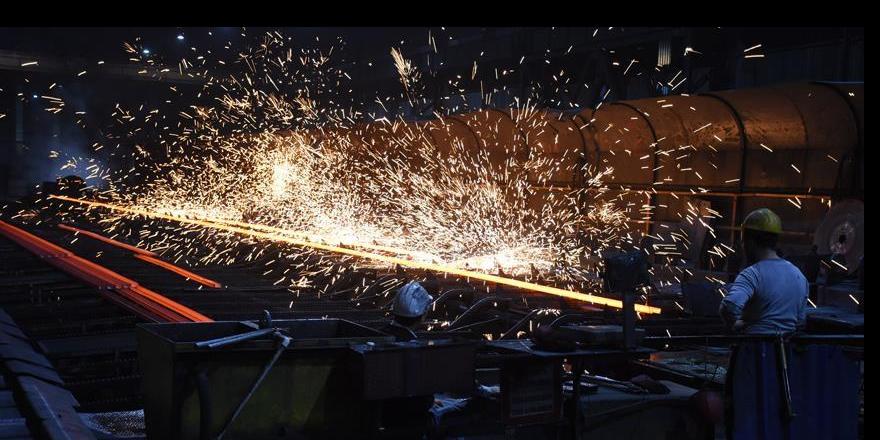 Bartın'dan 100 ülkeye demir-çelik ihracı