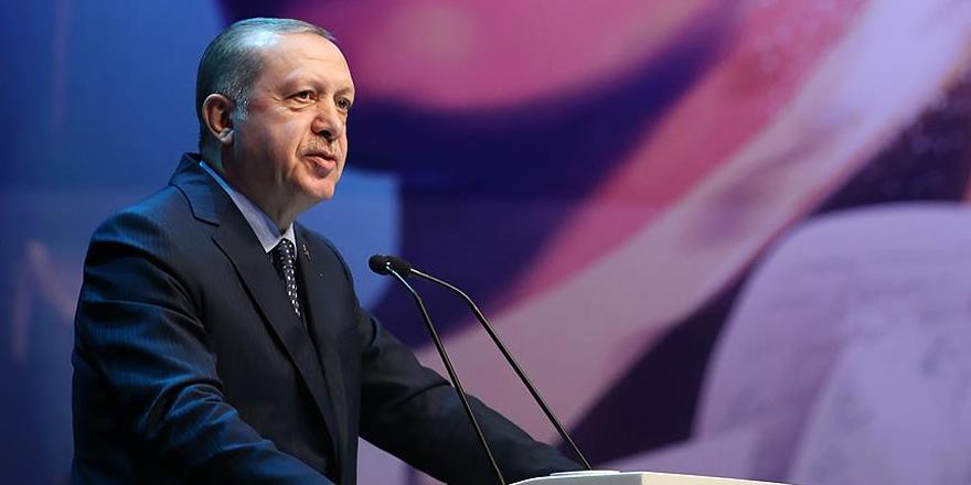 Recep Tayyip Erdoğan: Kudüs giderse Medine'yi koruyamayız