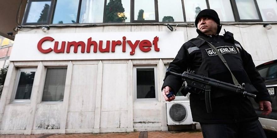 Cumhuriyet Gazetesi'nde istifalar yaşanıyor