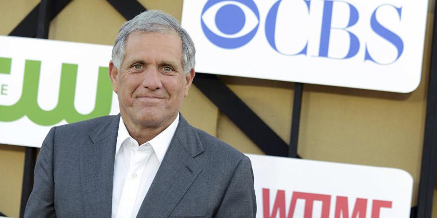 CBS'in CEO'su cinsel istismar suçlamalarının ardından istifa etti