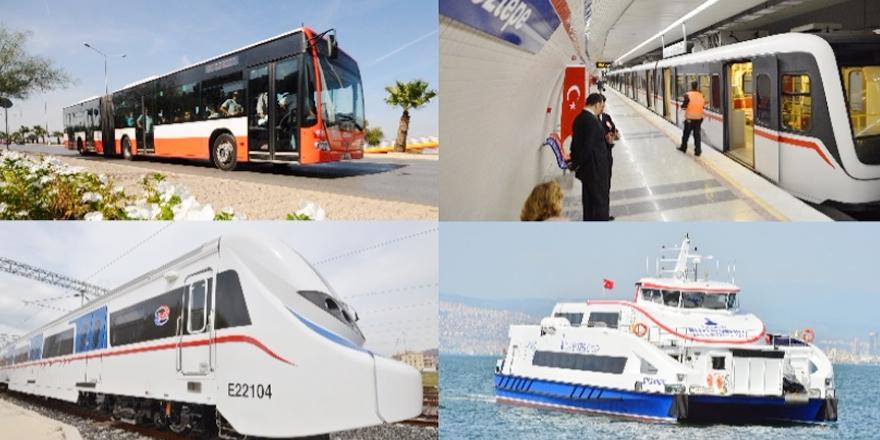 İzmir'de ulaşıma yüzde 10 zam yapıldı
