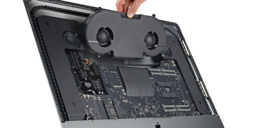 26.999 TL'lik iMac Pro parçalarına ayrıldı!