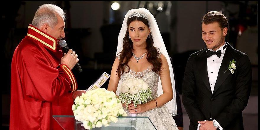 Bursasporlu Yusuf Erdoğan evlendi