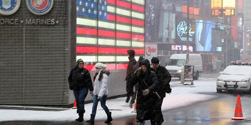 ABD'de aşırı soğuklar can aldı