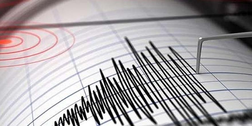 Balıkesir'de 4 büyüklüğünde deprem!