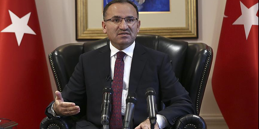 Başbakan Yardımcısı Bozdağ: Diyanetin böyle bir açıklaması yok