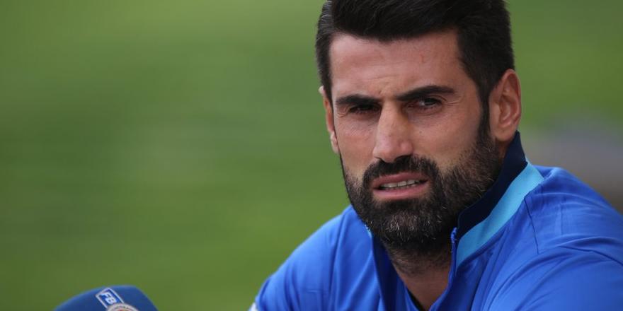 """Volkan Demirel: """"Futbolun en zor günleri kamp zamanlarıdır"""""""