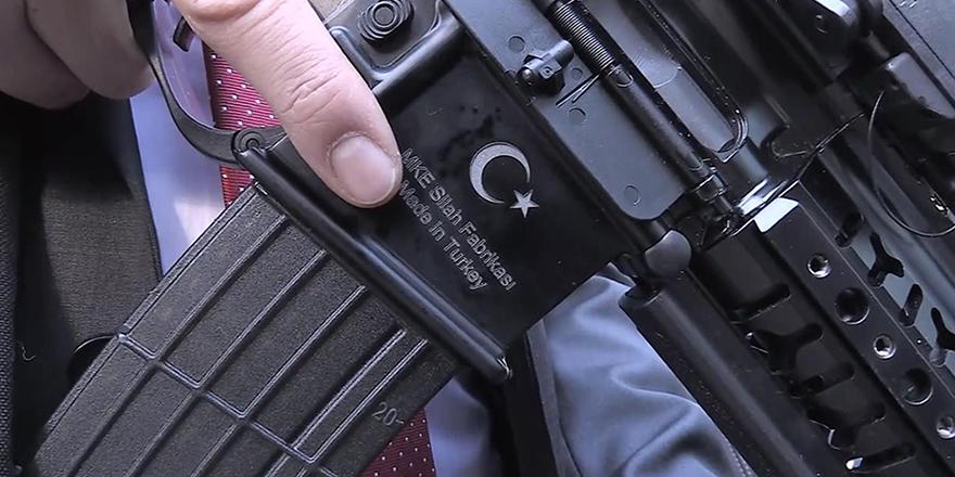MPT-55 silah, Başbakanlık Koruma Daire Başkanlığı tarafından kullanılmaya başlandı