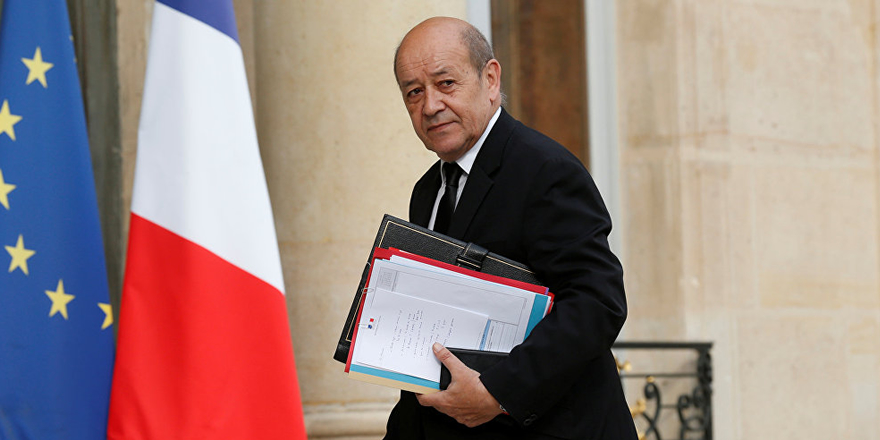 Fransa elçiliğini Kudüs'e taşıma niyetinde değil
