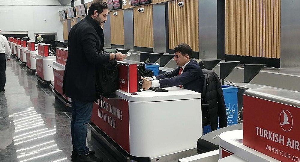 İstanbul Havalimanı'ndan Bakü'ye ilk uçuş gerçekleştirildi
