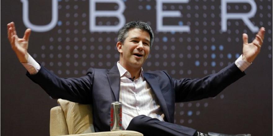 Uber CEO'su önce istifa etti, şimdi hisselerini satıyor