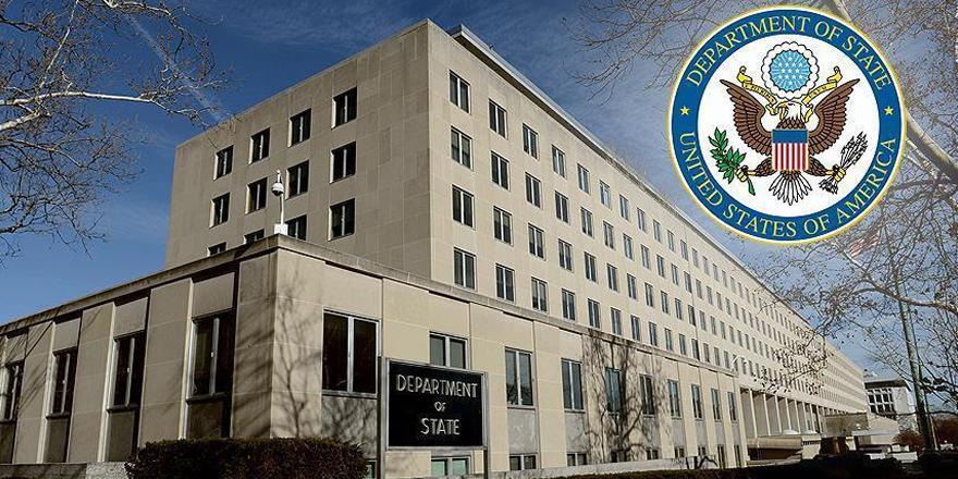 ABD'den 'Suriye'nin toprak bütünlüğünü destekliyoruz' açıklaması