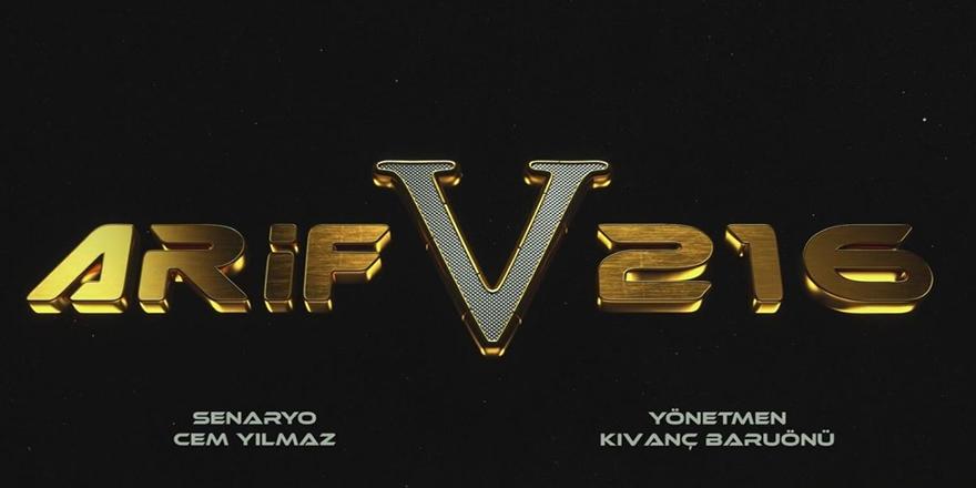 Arif V 216 ilk 3 günde rekor kırdı