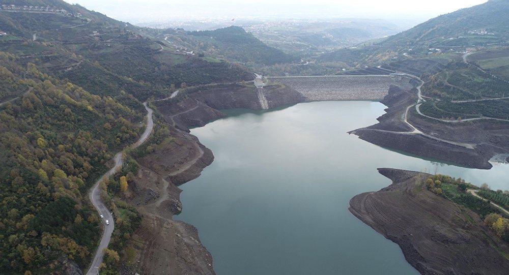 'Kocaeli'ye yaklaşık 1 ay yetecek miktarda su kaldı'