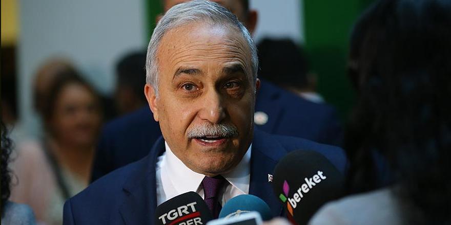 Gıda, Tarım ve Hayvancılık Bakanı Fakıbaba: İthal et toplam et ihtiyacının yüzde 5'i oranında